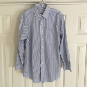 Brooks Brothers 346 Non-Iron Button Down